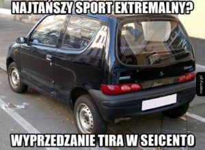 Najtańszy sport extremalny