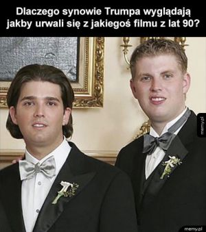 Synowie Trumpa