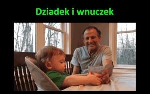 Dziadek śmieszek