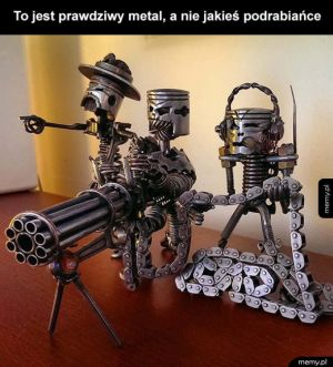 Prawdziwy metal nie dla pozerów