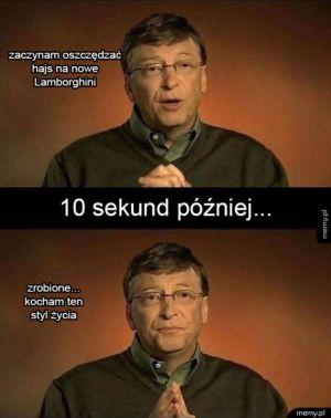 Typowy Bill Gates