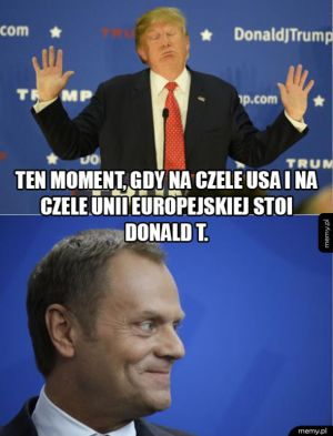Donaldy rządzą światem