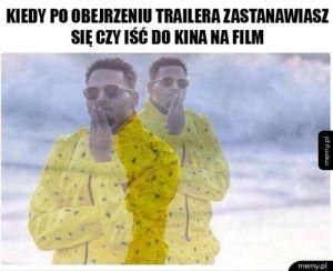 Po obejrzeniu trailera